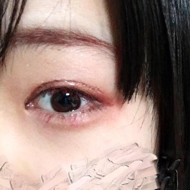 ヤンデレ風メイク