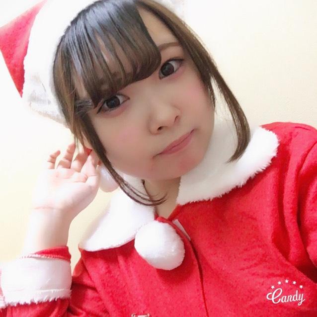 クリスマスメイク ♥ 目元赤で可愛い度UP⬆️