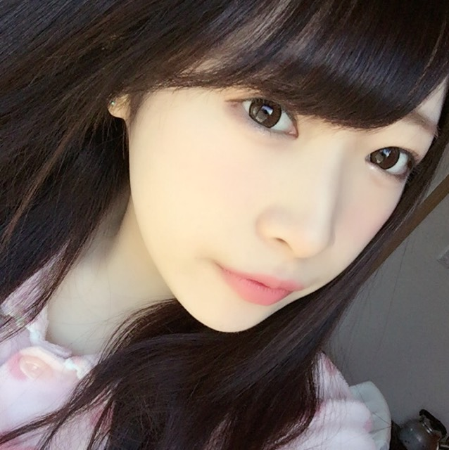 女優風メイク