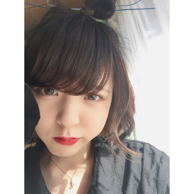 すずめちゃんヘア&メイク(仮)