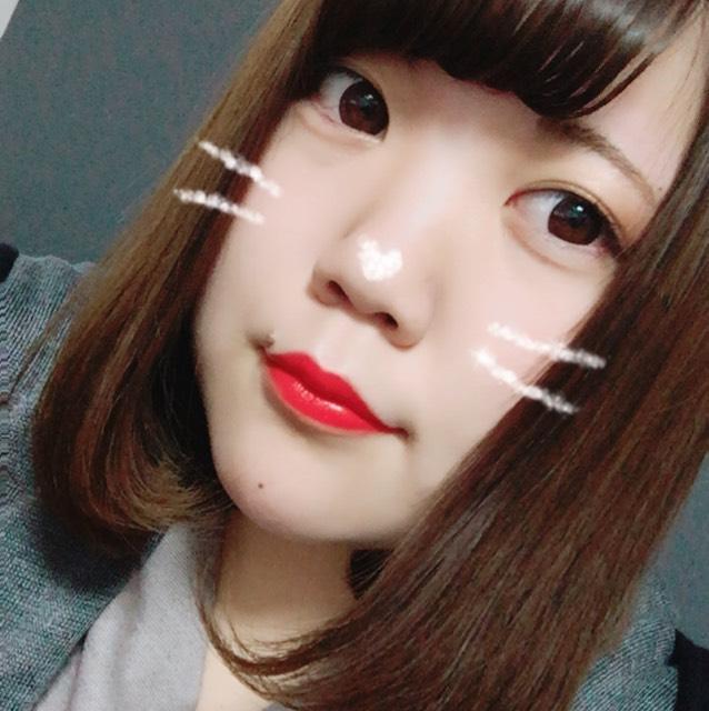○赤リップメイク