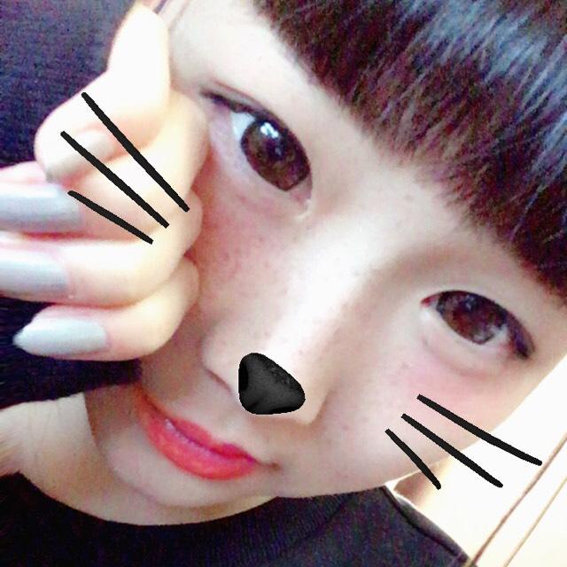 黒猫メイク