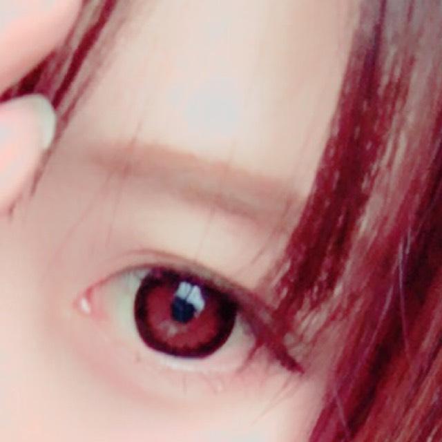 【フチがくっきり】【Victoria黒コン1day】カラコンレビュー