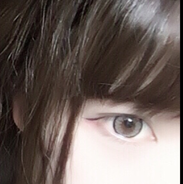 グレーカラコン 【最強卍】
