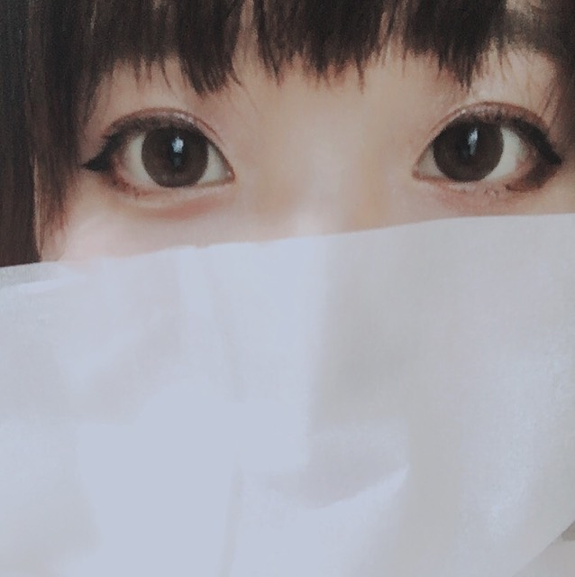 石原さとみさん風メイク(??)