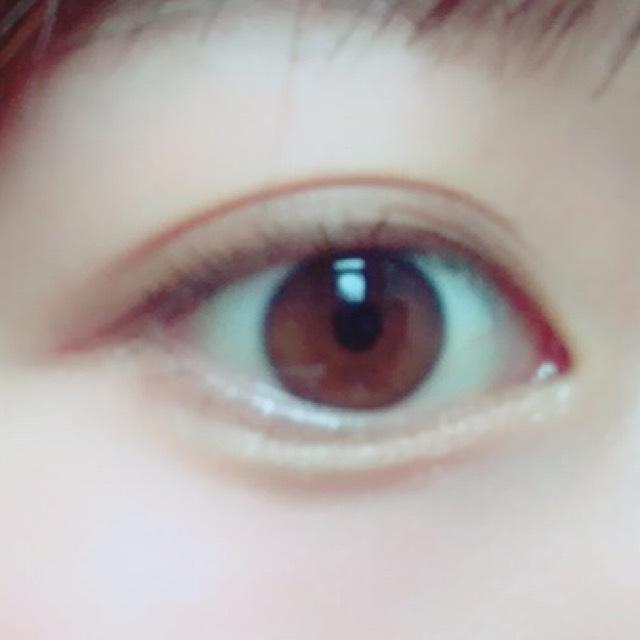 【普段メイク】ブラウンメイクVer.
