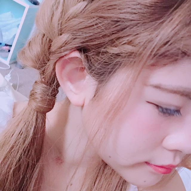 きょーの髪型アンドメイク( °̥̥̥̥̥̥̥̥˟°̥̥̥̥̥̥̥̥ )