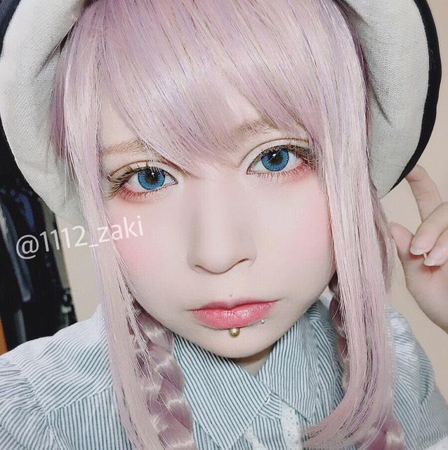 pink×blue