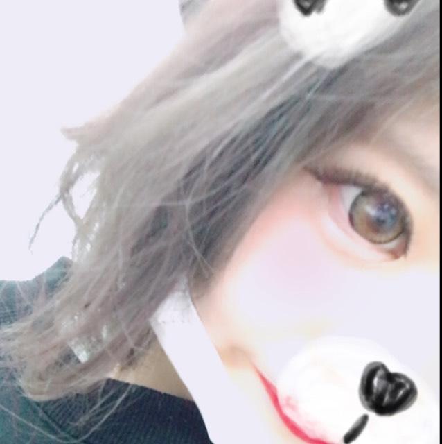 最近のメイクと髪( ¨̮ )