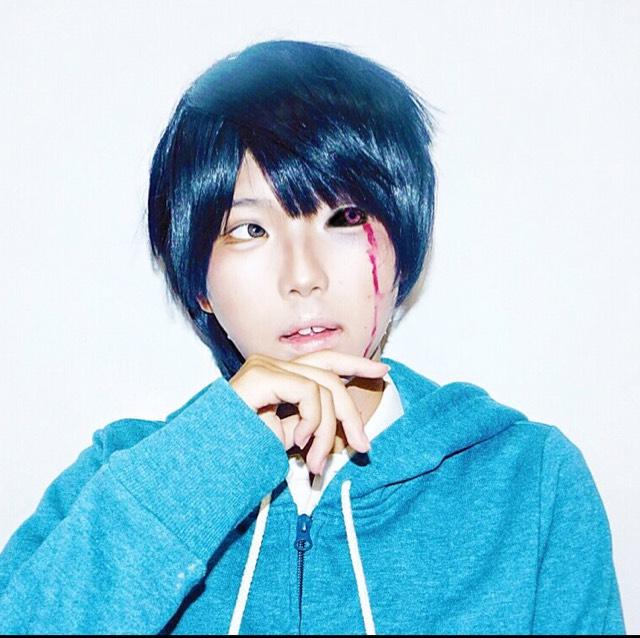 金木研 cosplay