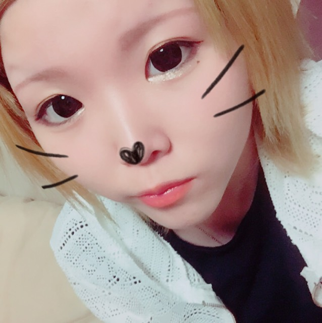 黒コン~童顔メイク~
