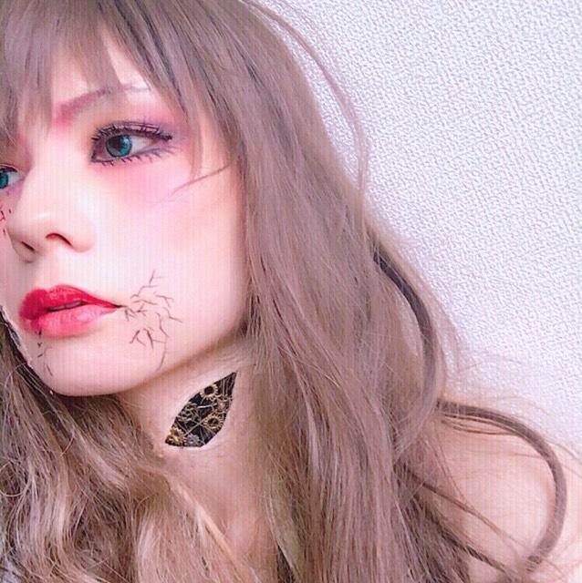 ハロウィン(人形風)