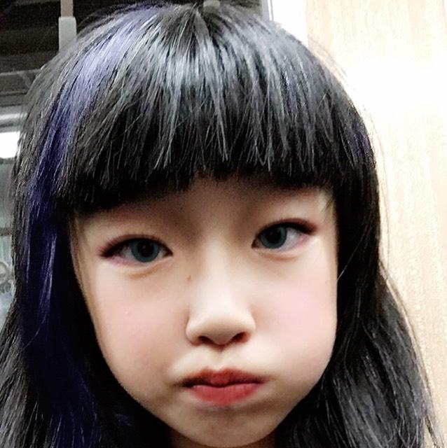 乙女風メイク