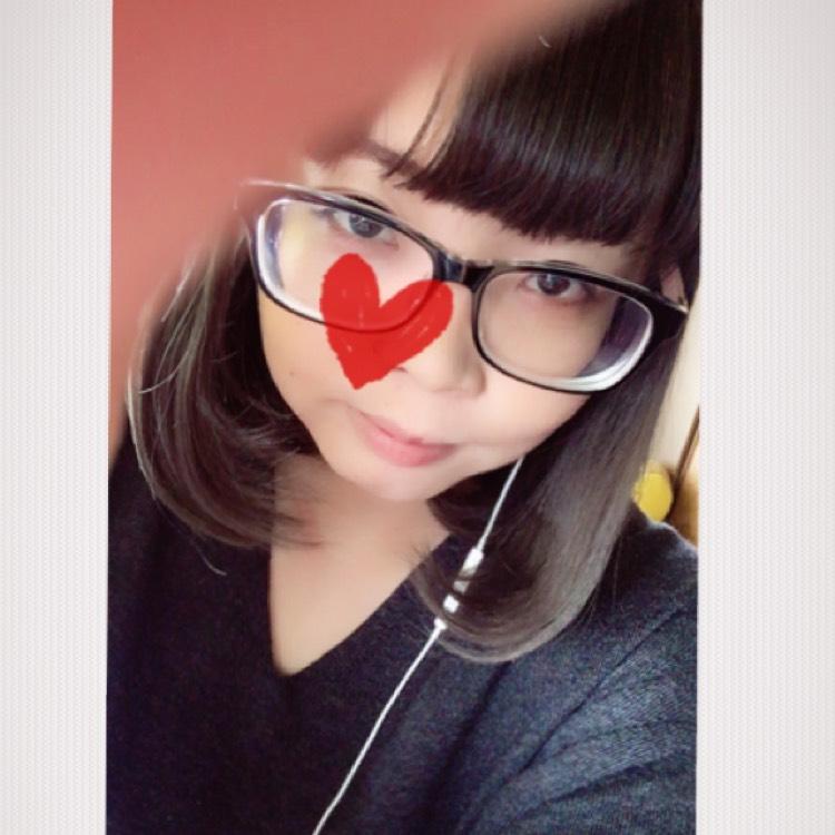 黒×黒×パッツン