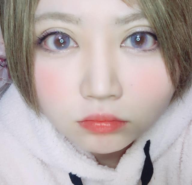 ハーフ系eye
