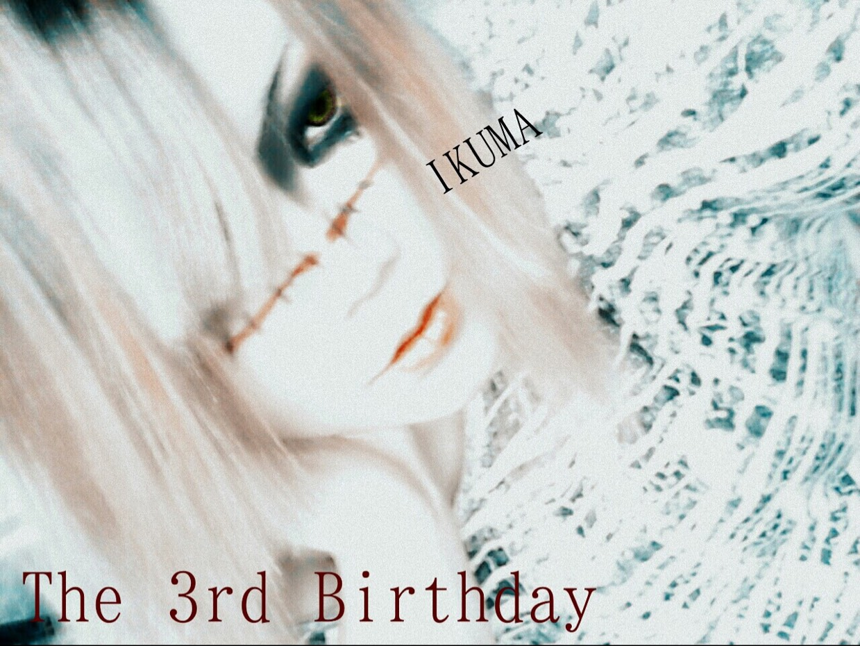 The 3rd Birthday/L make