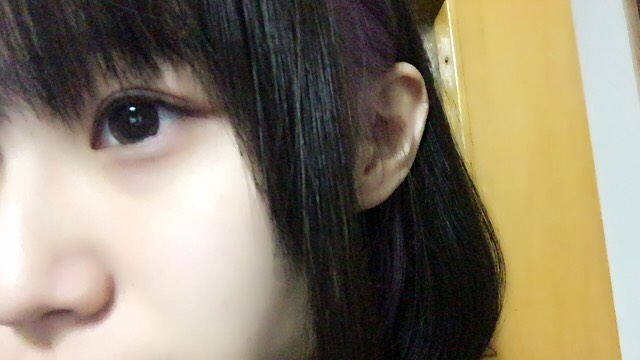 すっぴんカラコン・・・LARME:Mermaid Chocolate