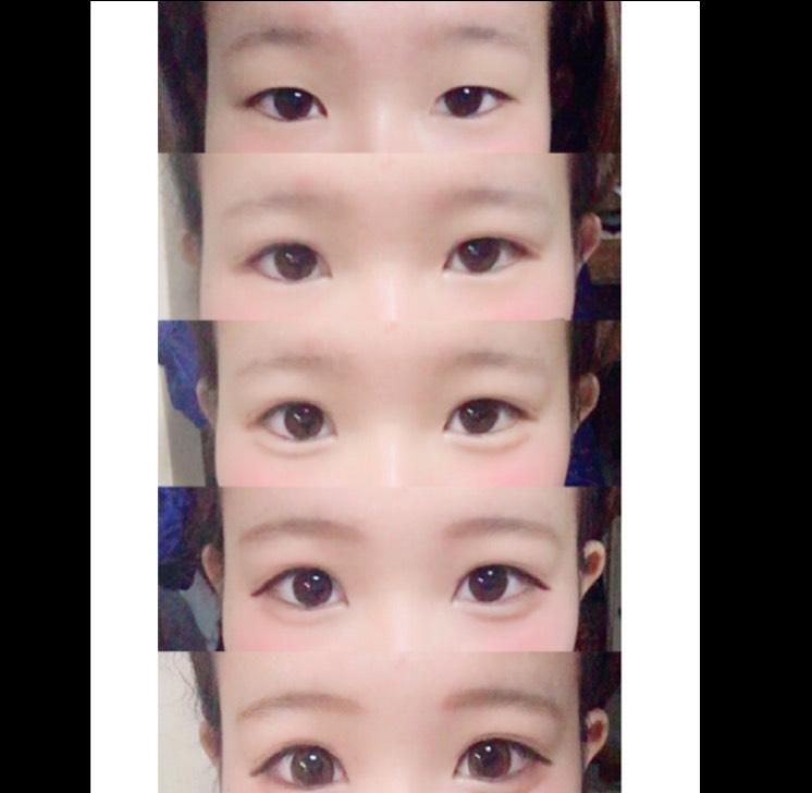 目元 メイク(2017)