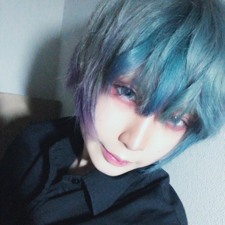 青〜~〜~