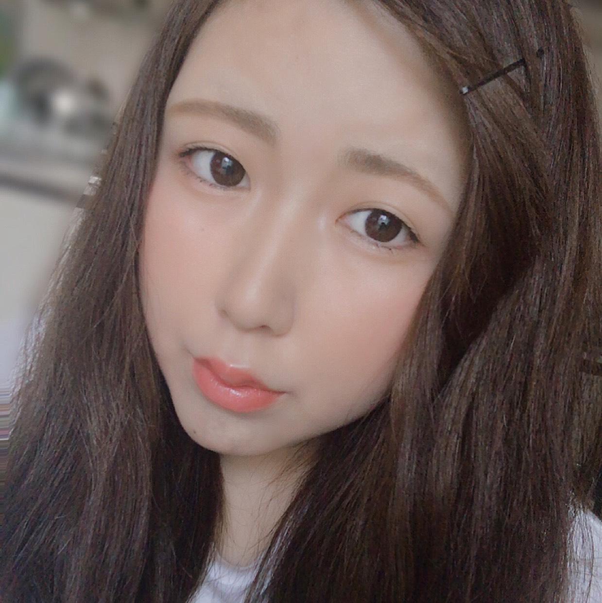 夏のプチプラオレンジメイク♡