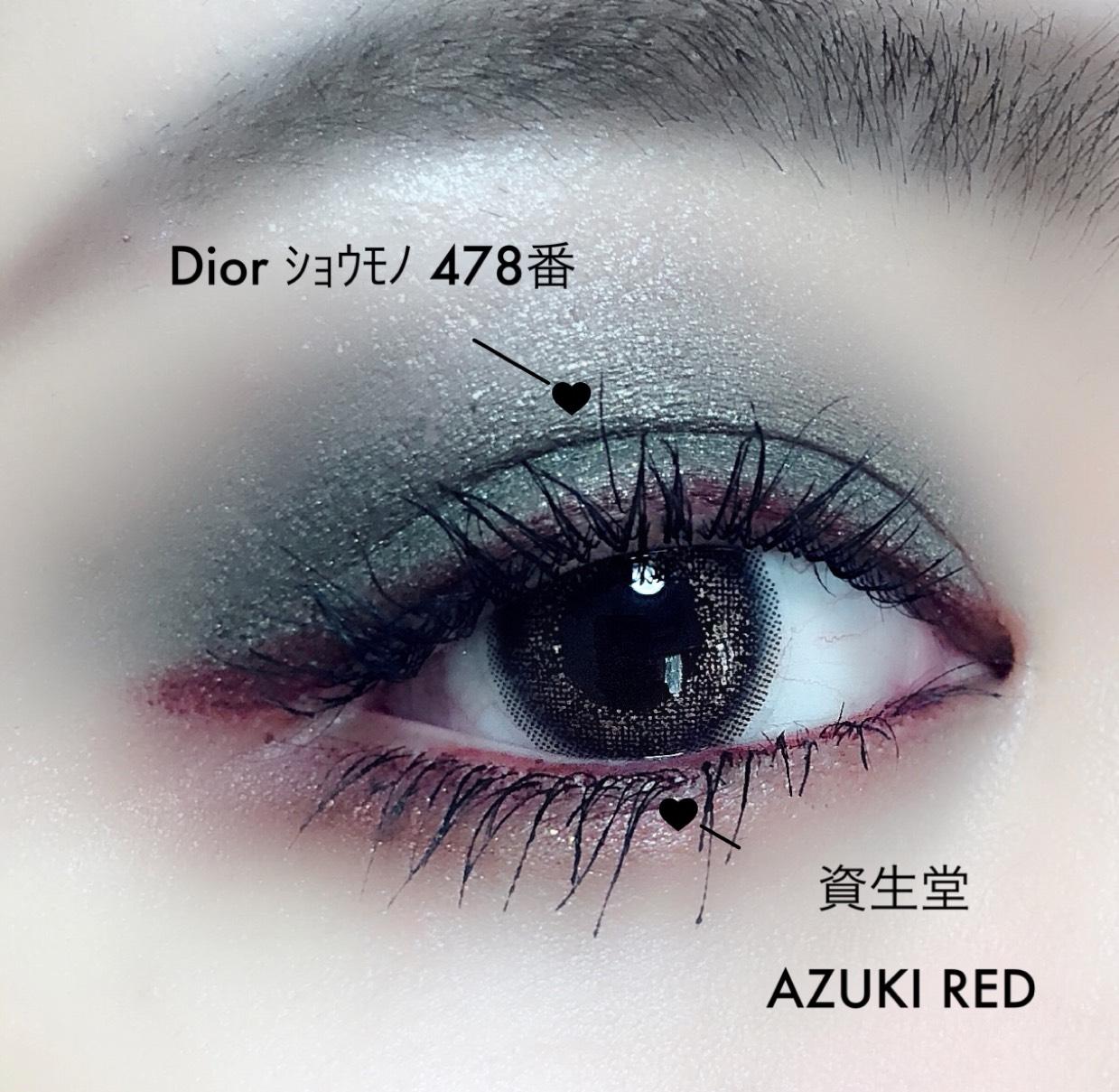 Dior × 資生堂