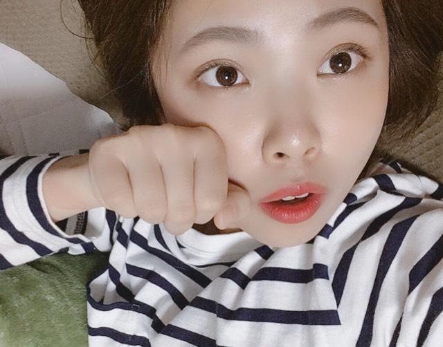 izoneのウォニョンちゃん風メイク♡