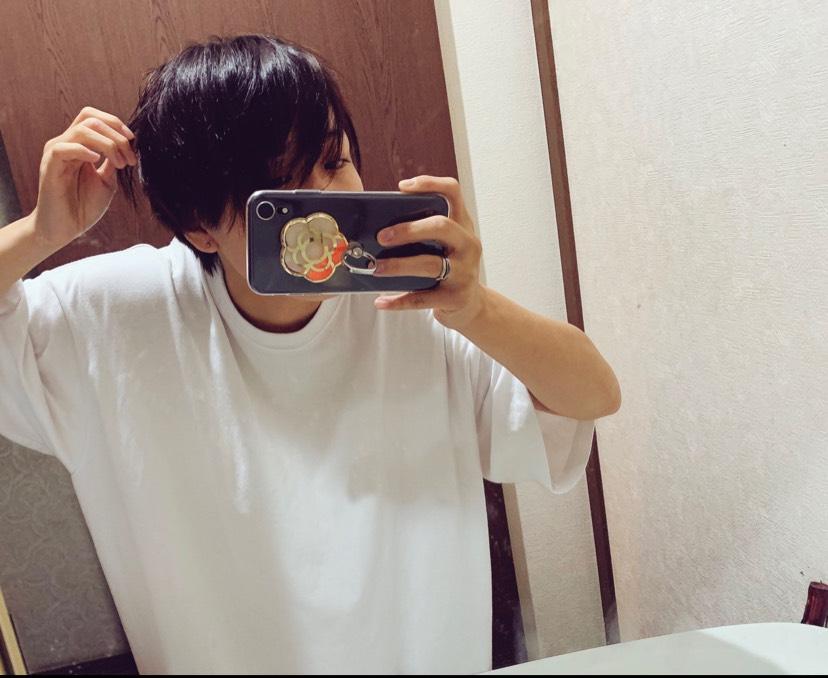 男装風(?)