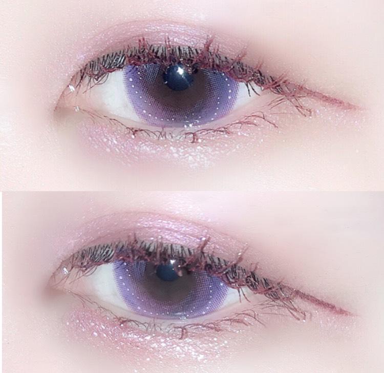 ♡幻想的な目元が作れるカラコン♡
