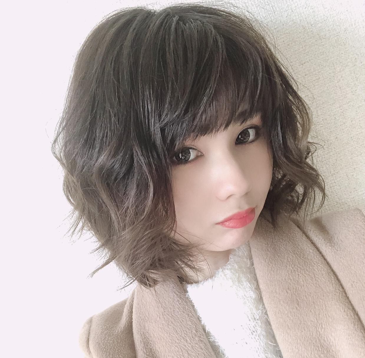 髪色チェンジ