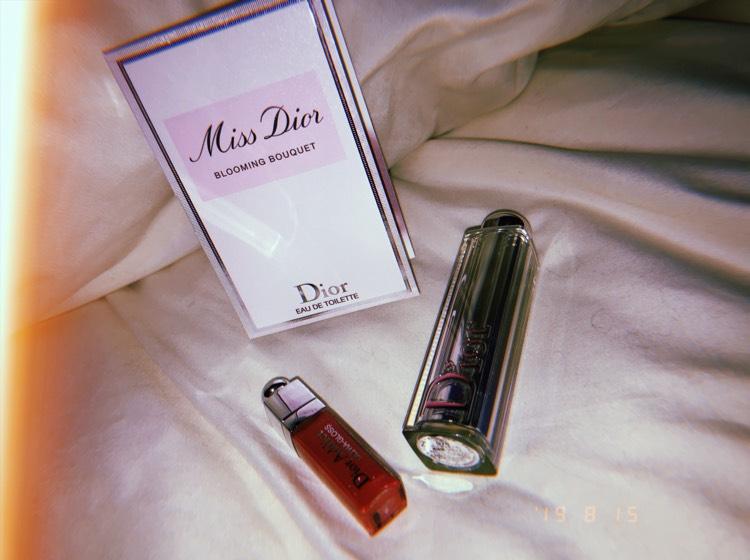 Dior買っちゃった