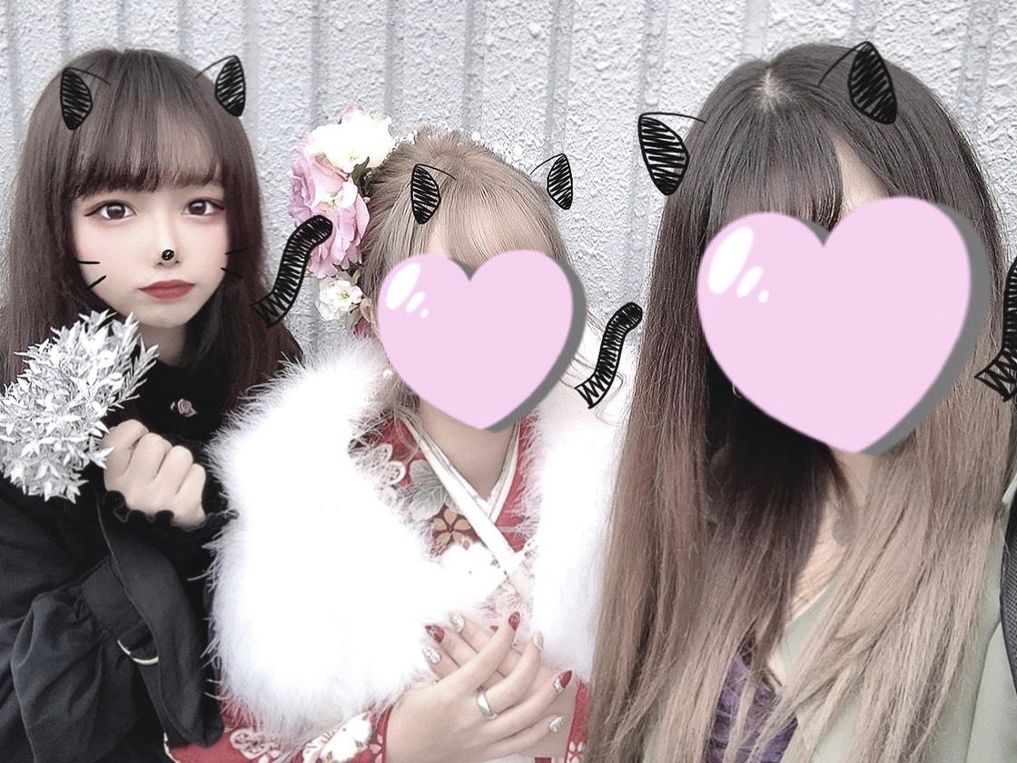 姉の成人式に行ってきました