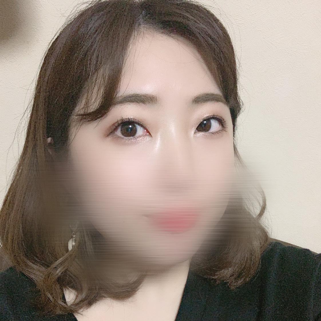 秋冬大人メイク(アイプチ二重)