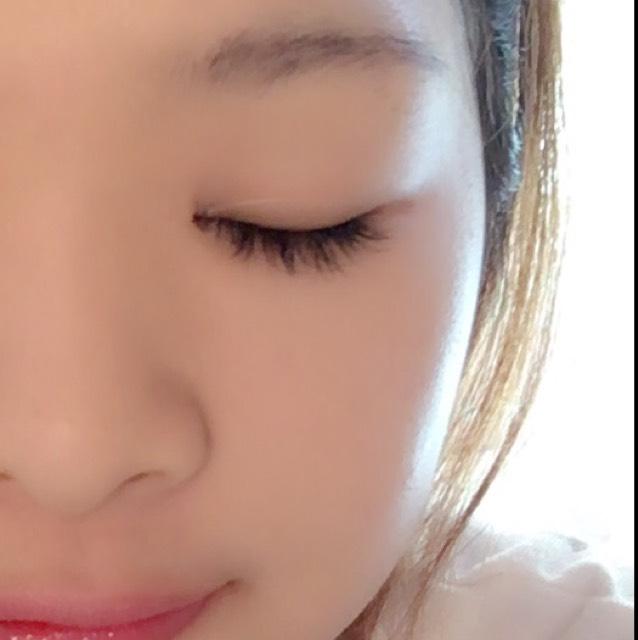 裸眼*時短グラデメイク♡のBefore画像