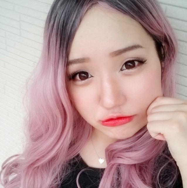 韓国風メイクのAfter画像