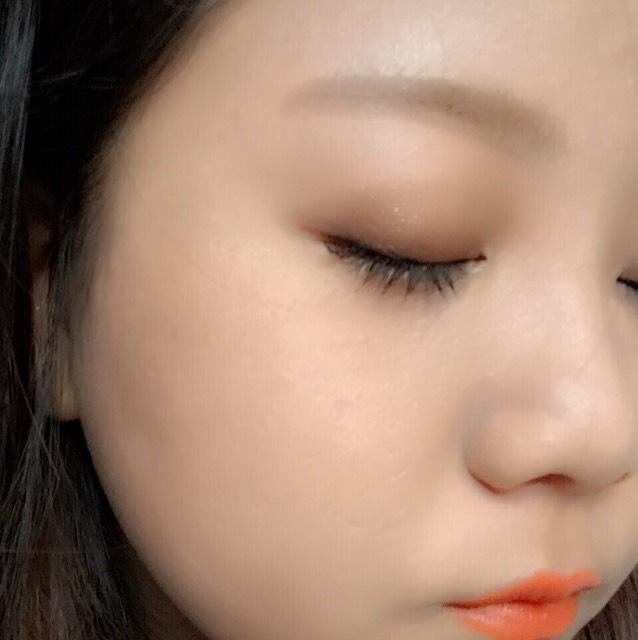キスミーオレンジリップ♪バイトメイクのAfter画像