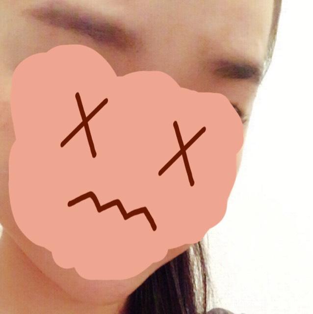 普段メイク〜ブラウン系のBefore画像