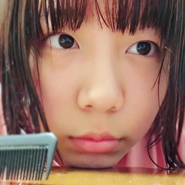 K-popアイドル風メイク!(EXIDハニちゃんイメージ)のBefore画像