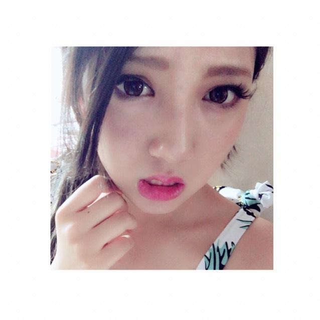 みちょぱちゃん風メイクのAfter画像