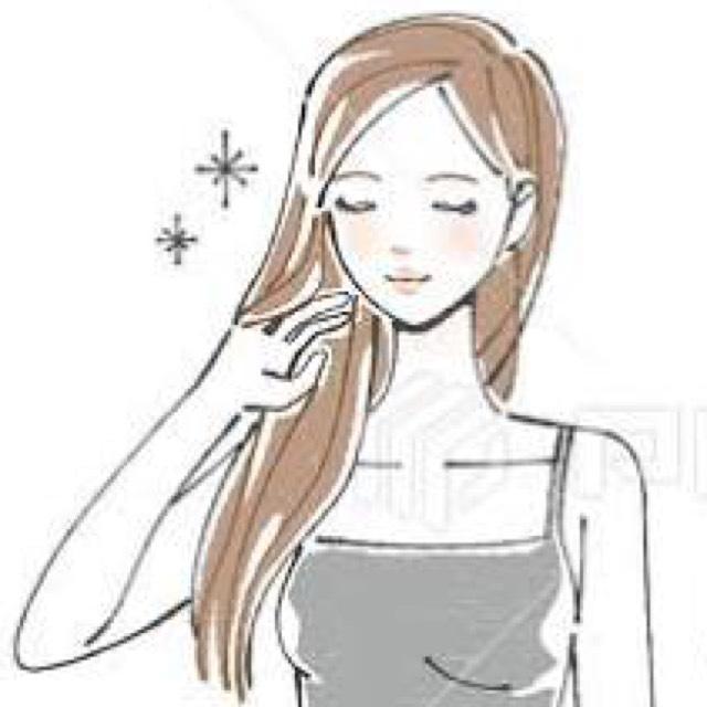 Under¥200で作るうるサラ美髪のAfter画像