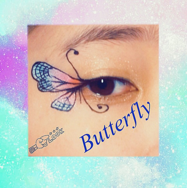 【ART EYEMAKE】〜Butterfly〜