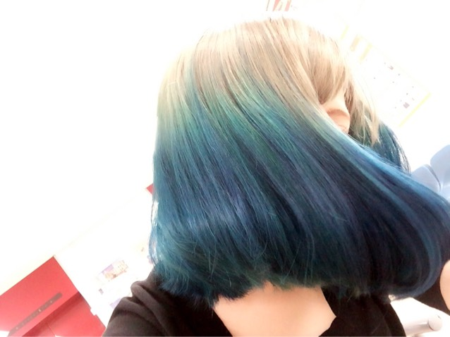 new hair color ❤️のAfter画像