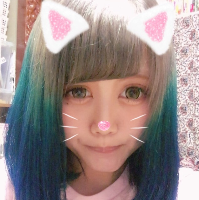 new hair color ❤️