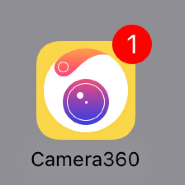 私の使うアプリ第1位は定番のcamera360です!!フィルタたくさんだし、美肌機能とか目大きくする機能とか豊富ですね。私は使いません。笑