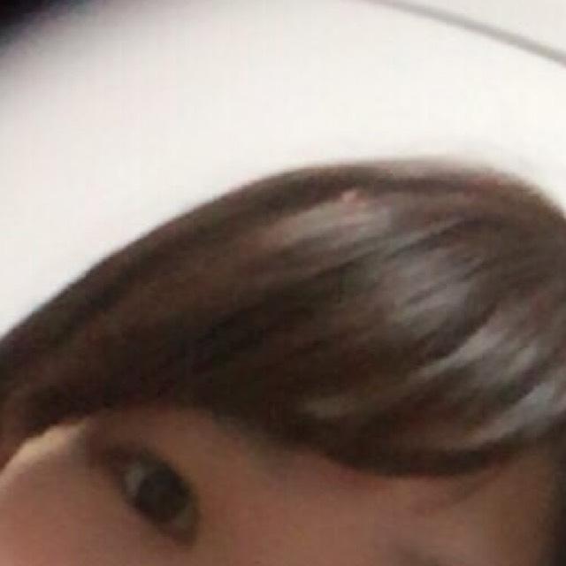 桃メイクのBefore画像