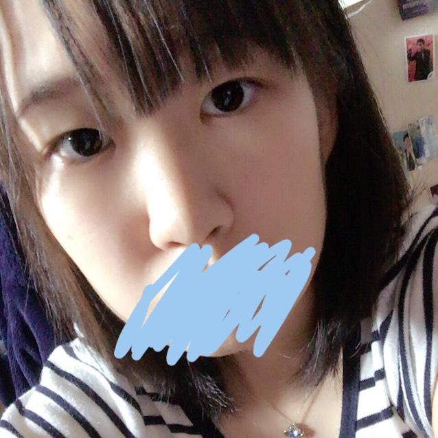 櫻井翔くん風メイクのBefore画像