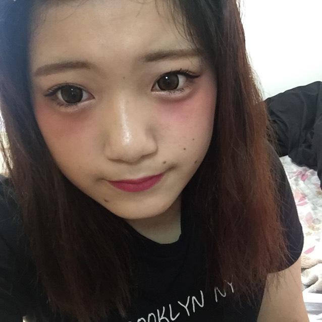 うさぎ風メイク♡のAfter画像