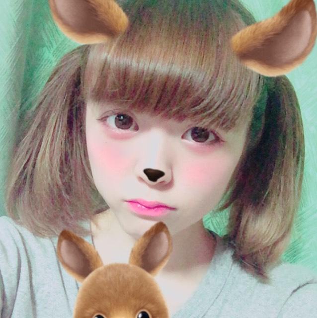ロリ顔メイク(仮)のAfter画像