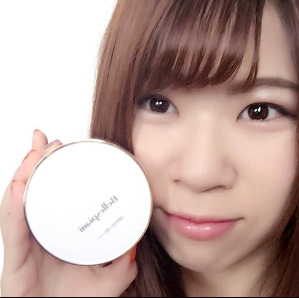 クッションファンデレビュー~日本製~のAfter画像