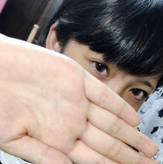 ダレノガレ明美ちゃん風メイクのBefore画像