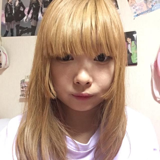 オルチャン風×原宿系MIX!で、お姫様系✨のBefore画像